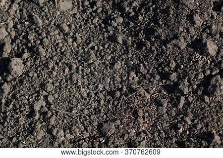 Soil Ground Texture Background Pattern. Dirt Earth.