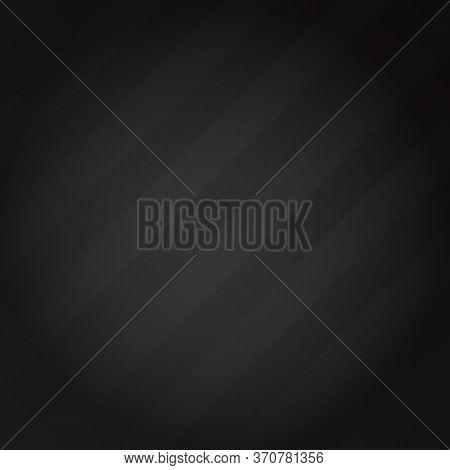 Vector Illustration Of Black Stripes Seamless Background