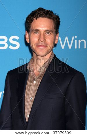 LOS ANGELES - SEP 15:  Brian Dietzen arrives at the CBS 2012 Fall Premiere Party  at Greystone Manor on September 15, 2012 in Los Angeles, CA