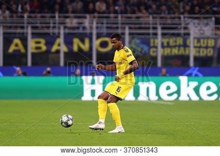 Milano, Italy. 23th October 2019. Uefa Champions League . Fc Internazionale Vs Borussia 09 Dortmund.
