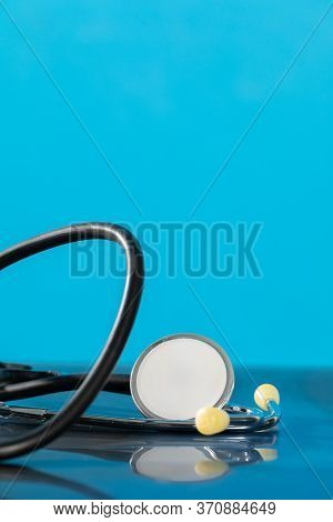 Stethoscope - The Basic Tool Of Every Doctor And In Particular A General Practitioner.