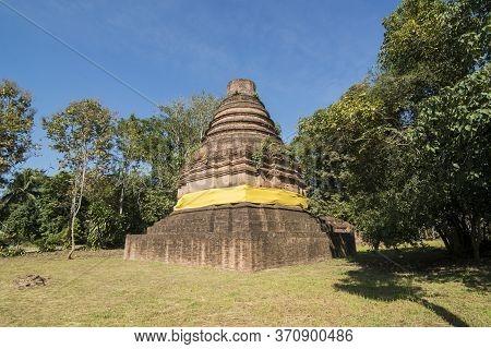 Thailand Chiang Saen Wat That Khieo