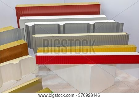 Prefabricated Composite Wall Thrmal Insulation Sandwich Panels