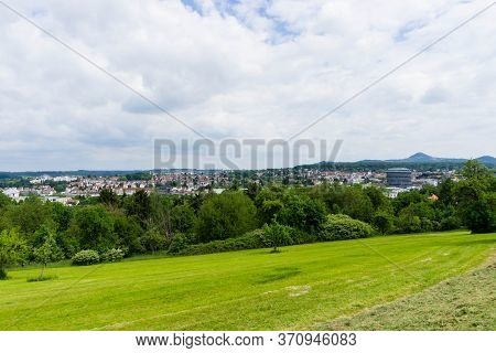 City View Of Göppingen Germany Cityview Panorama