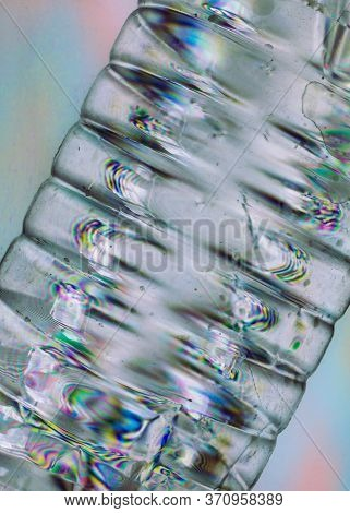 Water Plastic Bottle Photo Elasticity Art Creative Style