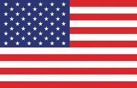 American Flag. Vector Image Of American Flag. American Flag Background. American Flag Illustration.