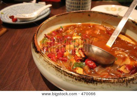 Ignite Your Senses: Spicy Dish