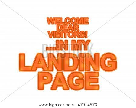 Landing Page, Optimization, Call to Action, Web Site Marketing