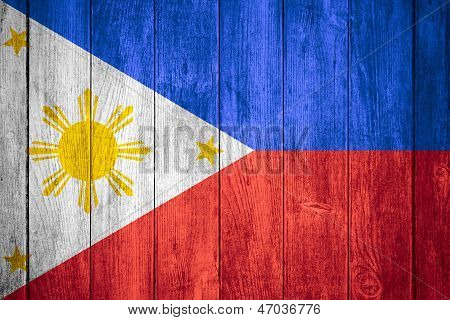 Flag Of Philipines