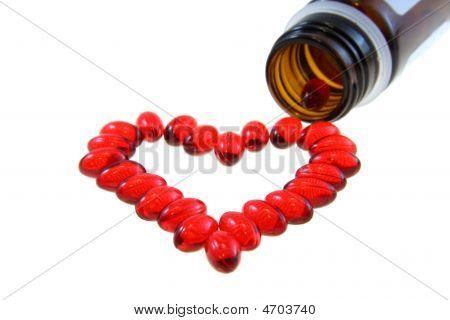 Pill Heart