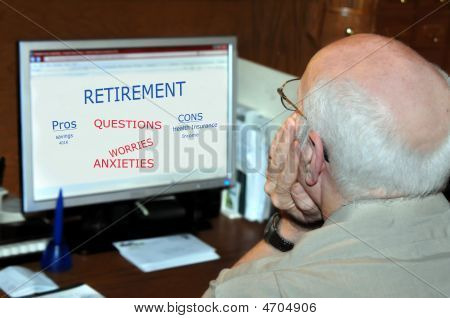Anxiety Over Retirement