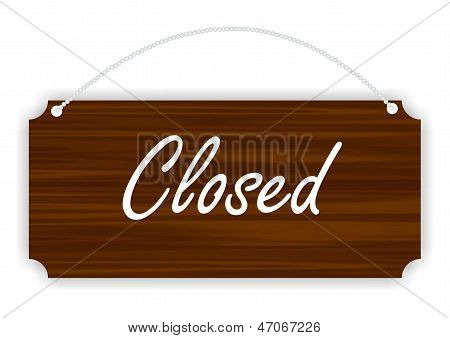 Board Closed