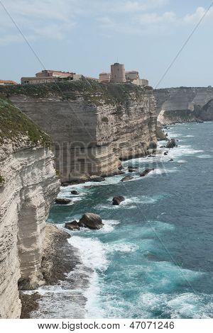 Cliff Of Bonifacio