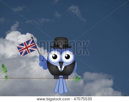 Flying the flag for UK