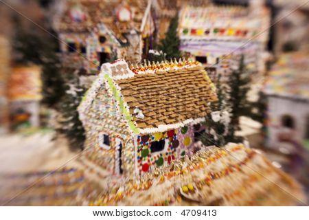 Gingerbread Dream House