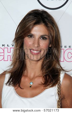 Elisabetta Canalis at InTouch Weekly's Idols & Icons 4th Annual Celebration, Sunset Tower Hotel, West Hollywood, CA. 08-28-11