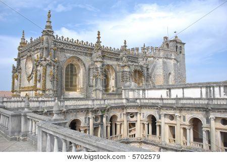Christ Convent Cloister