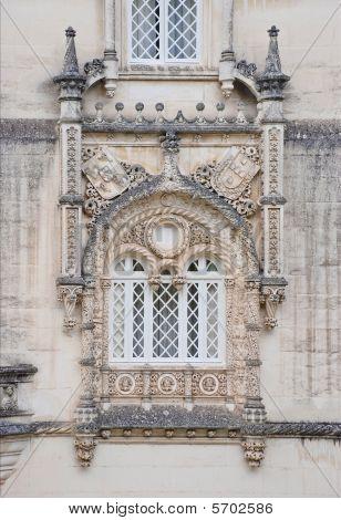 Window Bussaco Palace