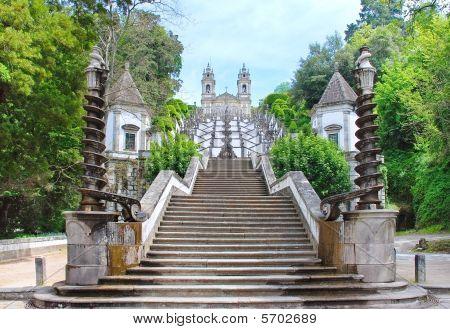 Bom Jesus  Escadaria
