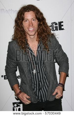 Shaun White at the