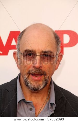 Richard Schiff at the AARP Movies For Grownups Premiere of