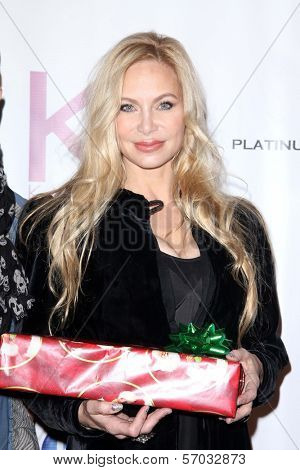 Christina Fulton at the Babes in Toyland 2011 Charity Toy Drive, Colony, Hollywood, CA 12-02-11