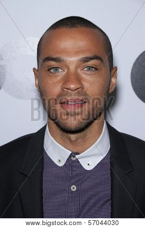 Jesse Williams at the 16th Annual GQ