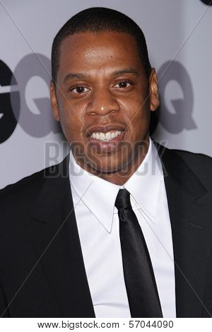 Jay Z at the 16th Annual GQ