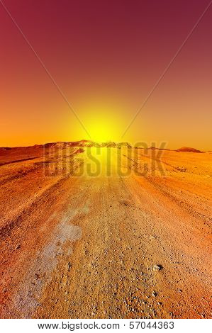 Desert In Israel