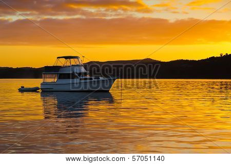Marine Sunrise