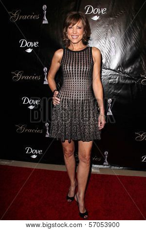 Hannah Storm at the 36th Annual Gracie Awards Gala, Beverly Hilton Hotel, Beverly Hills, CA. 05-24-11