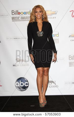 Beyonce Knowles at the 2011 Billboard Music Awards Press Room, MGM Grand Garden Arena, Las Vegas, NV. 05-22-11