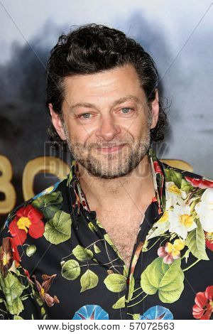 Andy Serkis at the