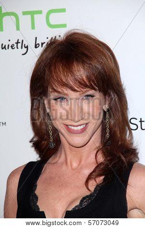 Kathy Griffin at the HTC Status Social, Paramount Studios, Hollywood, CA. 07-19-11