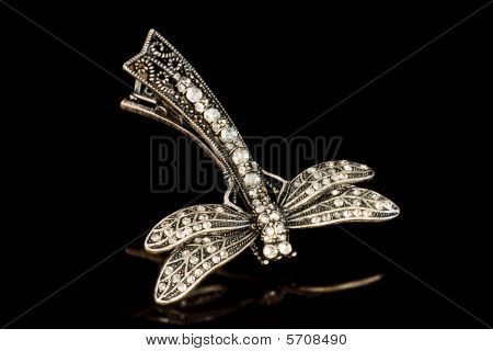 Jewelry-dragonfly Brooch