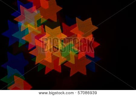 Abstract Background For Hanukkah