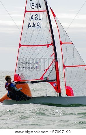 Sailing Anarchy At The 29Er Nationals