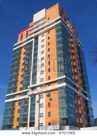 high-altitude buildings