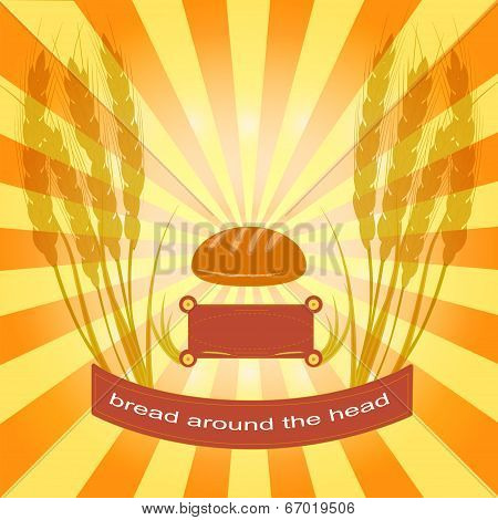 Bread and ear