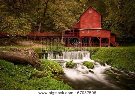 Red Gristmill