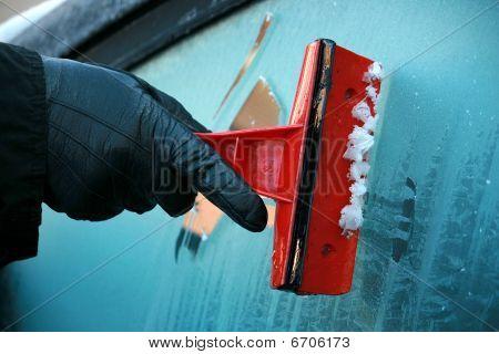 Ice Scraper