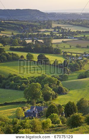 Idyllic Rural Farmland, Cotswolds Uk