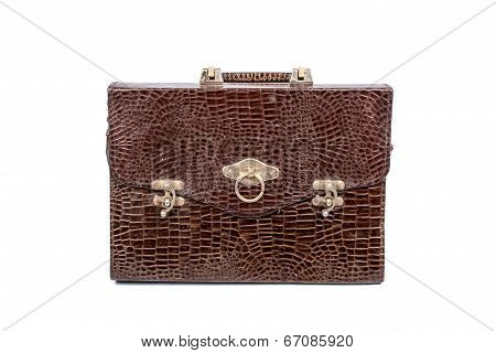 The old ladies handbag
