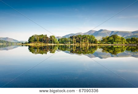 Lake District, Cumbria, UK.