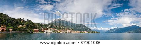 Big Sky Over Italian Lakes