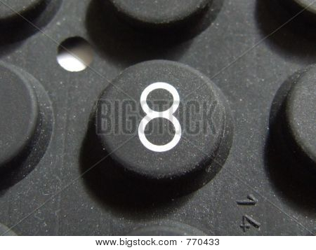 Keypad 8