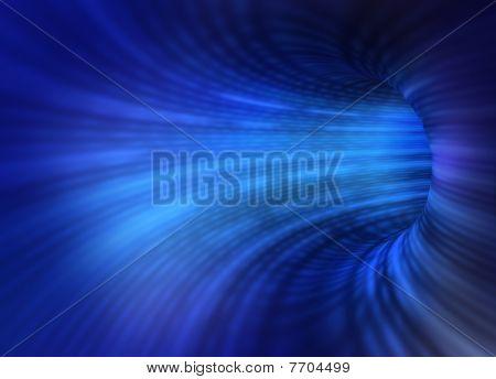 Speed Tunnel Background