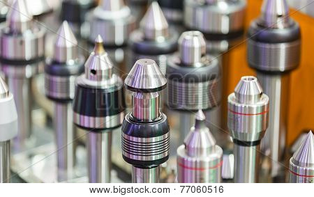 Cnc Machining Tool And Equipment