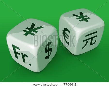 Money dices