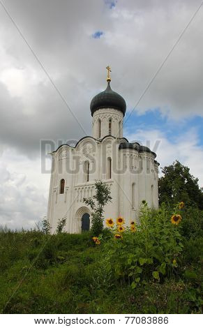 Church Of The Intercession On The Nerl
